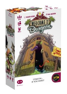 Welcome to the Dungeon Board Game