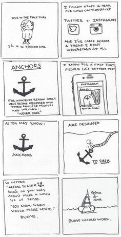 Oh buoys.