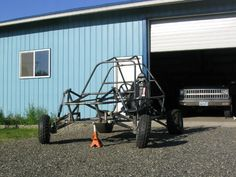 How to Build Your Own Go-Kart: A Step-by-Step Guide for Homemade Fun!