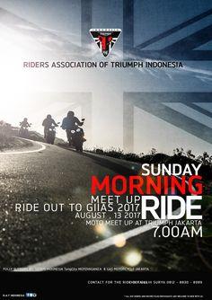 August Sunday Morning Ride