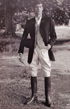Hackett of London, Equestrian attire
