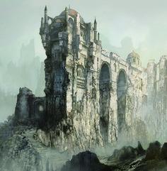 Pyromancy! Firelink Shrine! The High Wall of Lothric!