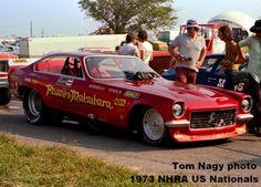 Pisano & Matsubara Vega Funny Car