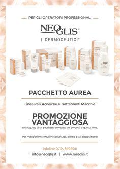 Una nuova offerta firmata Neoglis!!!!! Questa volta la promozione è sul #PacchettoAurea!!!!!