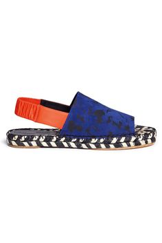 You'll be getting tons of compliments on these primary-colored sandals. #refinery29 http://www.refinery29.com/new-summer-sandals-trend#slide-6