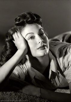 Ava Gardner by Clarence Sinclaire Bull (1947)