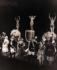 Cabaret in Berlin in the late 1920's