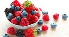 Açaí com Frutas Vermelhas