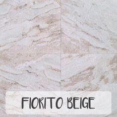 Fiorito Beige Marble | 12x12 | 3x6 | 4x4 | 6x6 | Polished