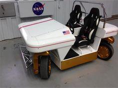 El carro de la NASA se podrá manejar a distancia