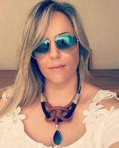 ✨✨✨ Modelo novo de Colar Mara Thomazetto ❤️❤️ #marathomazettoacessorios #marathomazetto #colar #maxicolar #inspiração #tendencia #trend #necklace #style #fashion #fashionstyle #acessoriosdamoda