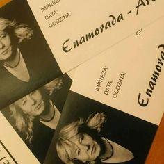 www.facebook.com/the.enamorada - bilety na wydarzenia Eli mozna zakupić na facebboku