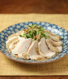鶏むね肉の激ウマ料理 (8) もう失敗しない! しっとりおいしいバンバンジー | マイナビニュース