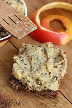 Healthy Sweets, Healthy Eating, Polish Recipes, Polish Food, Vegetarian Recipes, Healthy Recipes, Lunch Snacks, Brunch, Tasty