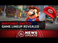Nintendo Switch Games Lineup Revealed - GS News Update - http://gamesitereviews.com/nintendo-switch-games-lineup-revealed-gs-news-update/