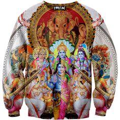 Vishnu Sweater