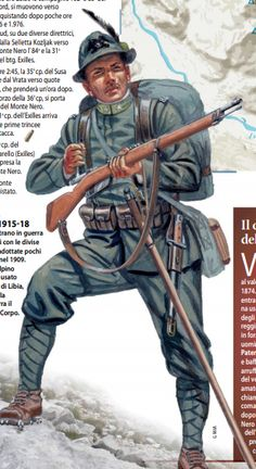 Italian Army, World War One, Soviet Union, Hugo Boss, Wwii, Guns, Pictures, Fictional Characters, World War Two