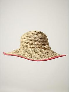 #TeaCollection. Hats to protect my girls from the hot sun.