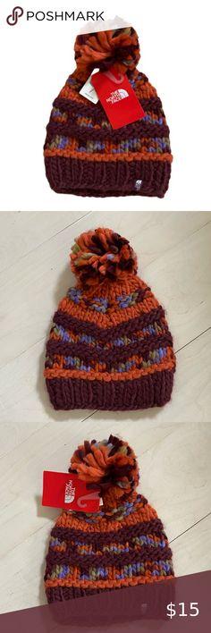❤ GYMBOREE girls winter Hat size 8 10 12 maroon red fleece Holidays FREESHIP