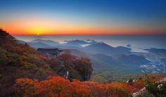 Korea fall color | Korea's Fall Colors a Natural Visual Feast « KoreAm Journal ...