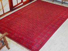 Bukhara 365x242 cm Turkmenische Teppich Nr:16/9 - orientart