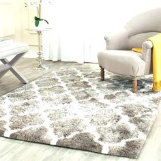 Accessorize your living room with this stunning handmade Barcelona shag rug, which comes in a total of 5 different sizes. I love shag rugs! My Living Room, Home And Living, Living Room Decor, Bedroom Decor, Master Bedroom, Do It Yourself Design, Polyester Rugs, My New Room, Online Home Decor Stores