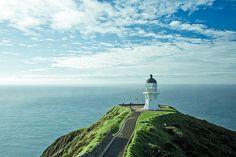 by Stas Kulesh - Cape Reinga, Northland, NZ.
