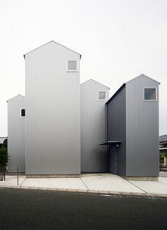 Gallery - House in Kosai / Shuhei Goto Architects - 1