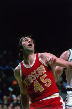 Rudy Tomjanovich.    For all the latest Houston Rockets news and updates, visit www.rockets.com.