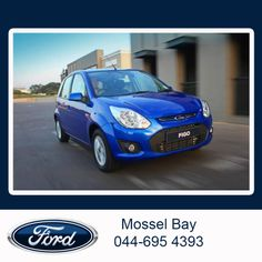 """It's """"Go Further"""" Friday at Mosselbaai Ford & Mazda. Let's hear who knows what the range of the new Ford Figo is estimated to be on a full tank of petrol. #funfriday #fordfigo"""