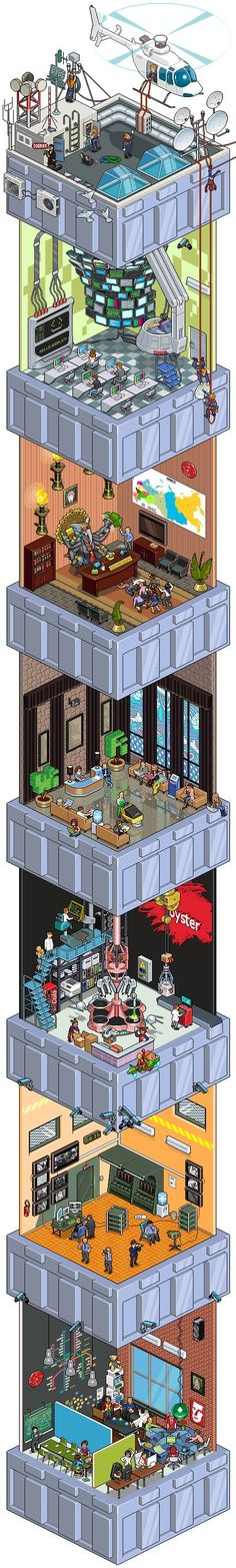 Acid Picdump (105 pics)   this looks so much like habbo