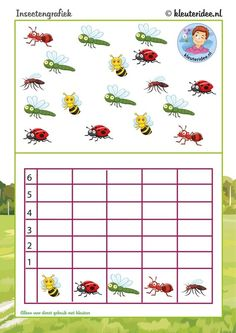 ►Interactive theme image ►Interactive kindergarten songs ►Language activities ►Math activities ►Educational games IWB or tablet ►Writing activities ►Crafts Bug and insect names with pictures Language Activities, Preschool Activities, Teaching Kids, Kids Learning, Nature Letters, Kindergarten Songs, Insect Crafts, Montessori, Bugs And Insects