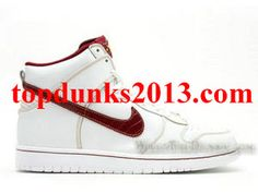 Goodfellas Mafia Edition White team Red Nike Dunk High Top Premium SB High  Quality 3ff8fc7ae4