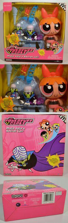 Powerpuff Girls 12523: 2002 Blossom And Mojo Jojo Secret Lair Action Figure Playset Powerpuff Girls -> BUY IT NOW ONLY: $69.99 on eBay!