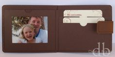Mens Wallet Card & tutorial - instructions. Fathers Day or birthday by Di Barnes colourmehappy