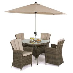 barker and stonehouse taransay table and 4 chairs garden dining set outdoor barker stonehouse furniture