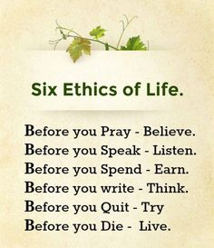 6 Ethics of Life 💛 I Love You Lord, Hope In God, Quotes About God, Quotes To Live By, Bible Quotes, Qoutes, Isaiah 46, Serious Quotes, General Quotes