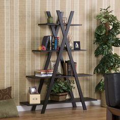 Tepee Bookshelf | dotandbo.com