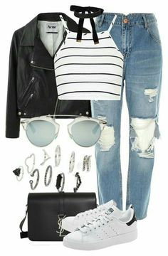 Day 3 outfit in New York on Polyvore #NewYorkDay4