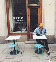 Drop Coffee Stockholm - Part of the Cool Guide to Stockholm & Oslo