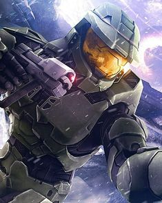 Quiz To what series of pistols does every Magnum variant belong? What prefix does each of their models share? Halo Master Chief, Master Chief Armor, Master Chief Costume, Master Chief And Cortana, Final Fantasy, Cortana Halo, Marshmello Wallpapers, Iron Man, Halo Armor
