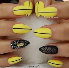 Creative Nail Art Designs 2017 2018 - Reny styles