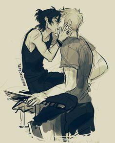 Nico x Jason