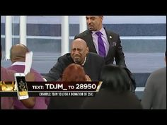 """Bishop Paul S. Morton Preaches at the Potter's House 