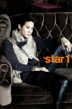 Kim Junsu (김준수) of JYJ aka Xia
