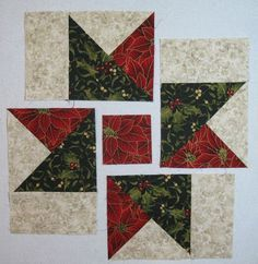 Neighborhood Quilt Club: Mistake Star – Quilt Block Tutorial - Home & DIY Quilt Square Patterns, Pattern Blocks, Square Quilt, Star Quilt Blocks, Star Quilts, Block Quilt, Lone Star Quilt Pattern, 24 Blocks, Quilt Kits