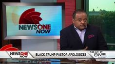 Pastor Mark Burns: I Truly Apologize For The Offensive Blackface Cartoon...