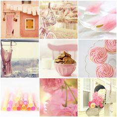I love pink, too.....