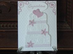 Cuttlebug Wedding Cards