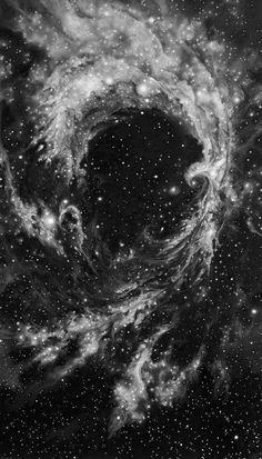 ROBERT LONGO - ROSETTE NEBULA - WENG CONTEMPORARY http://www.widewalls.ch/artwork/robert-longo/rosette-nebula/ #print